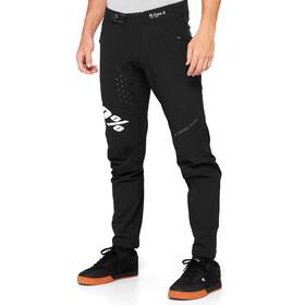 100% R-Core-X Pantaloni Uomo, nero/bianco